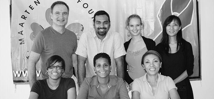 St Maarten Aids fonds